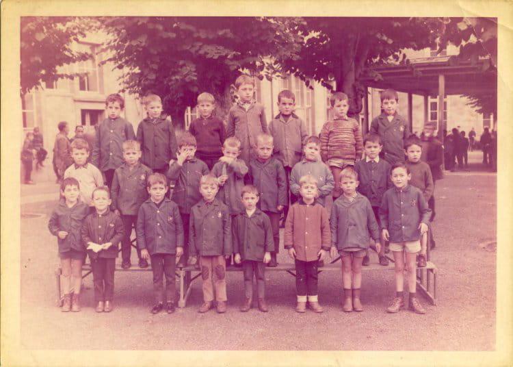 Photo de classe de 1966 ecole poan ben morlaix copains d 39 avant - Mr bricolage morlaix ...