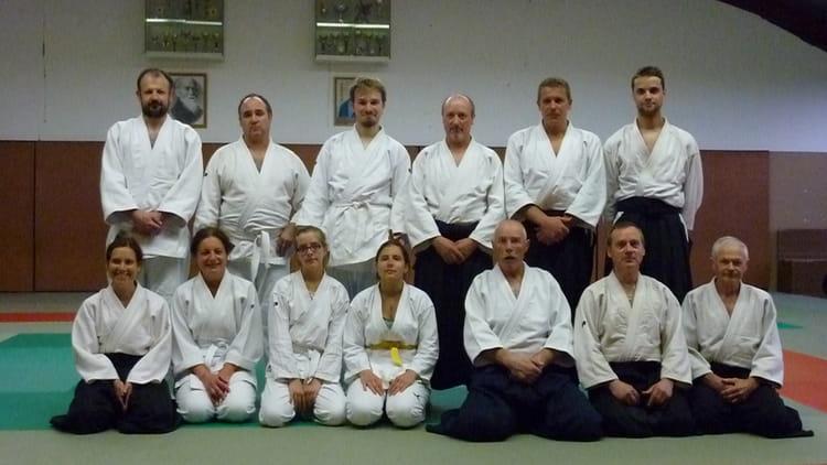 club aikido amboise