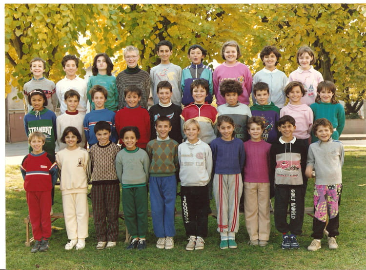 Photo de classe cm2 de 1989 ecole jean mace villefranche - Cours de cuisine villefranche sur saone ...