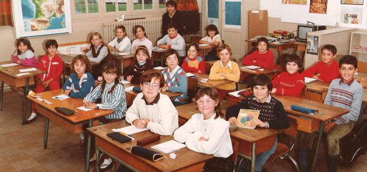 Photo de classe cm1 de 1984 ecole d 39 orleans darvoy - Cours de cuisine orleans ...