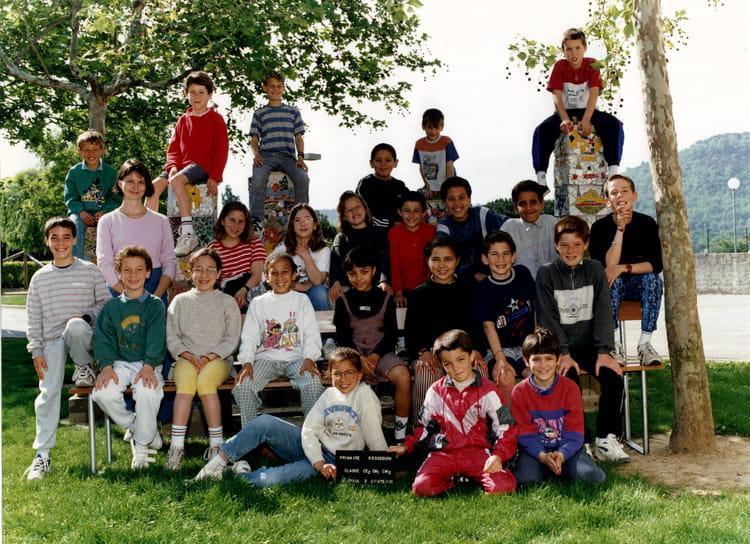 Photo de classe ce2 cm1 cm2 de 1995 ecole le resseguin - Le comptoir des arts saint paul trois chateaux ...