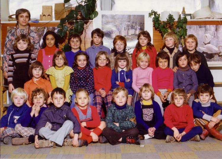 photo de classe ce1 1974 1975 de 1974 ecole jean mace liancourt copains d 39 avant. Black Bedroom Furniture Sets. Home Design Ideas
