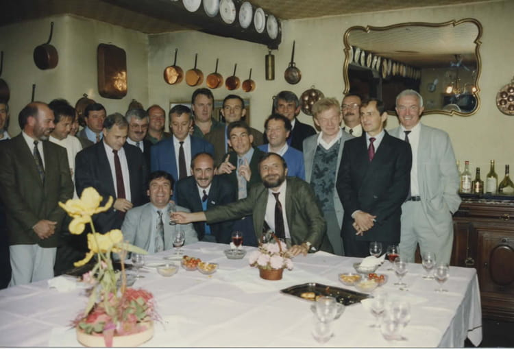 Photo de classe promotion 1961 1964 du centre d - Formation cuisine rennes ...