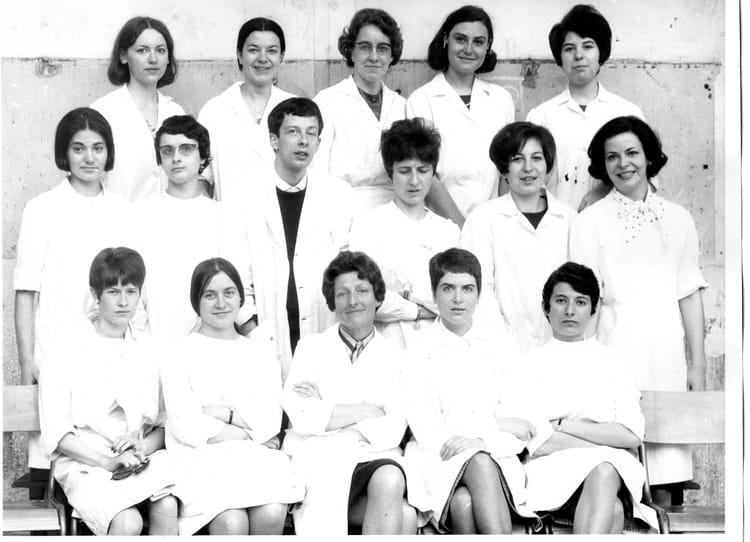 1965 - 1ére bts abb - ecole nationale de chimie physique biologie
