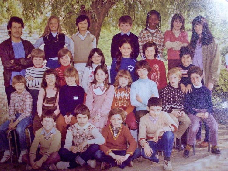 photo de classe 9 me3 de 1981 ecole maurice thorez copains d 39 avant. Black Bedroom Furniture Sets. Home Design Ideas