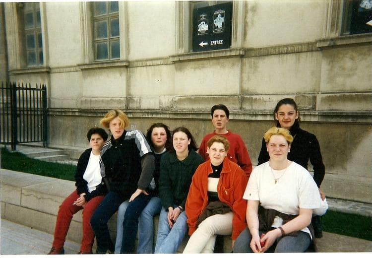 Photo de classe bepa 1 a de 1998 maison familiale d for Maison d orientation