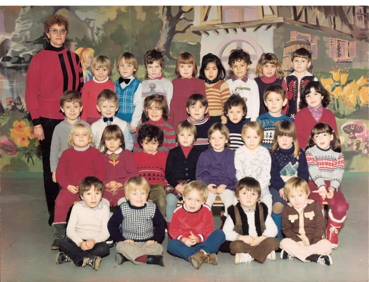 photo de classe maternelle lapierre derni re ann e de 1985 ecole georges lapierre lens. Black Bedroom Furniture Sets. Home Design Ideas