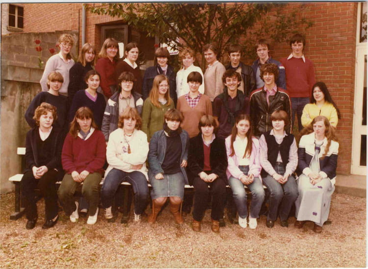 Photo de classe 1980 ou 1981 de 1980 lyc e saint denis for Voyage bereyne