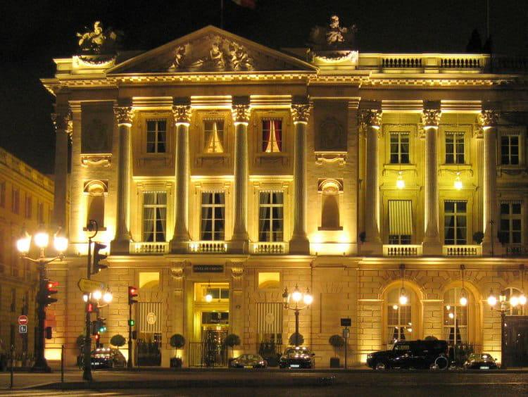 Hotel de crillon paris copains d 39 avant for Alexandre freytag