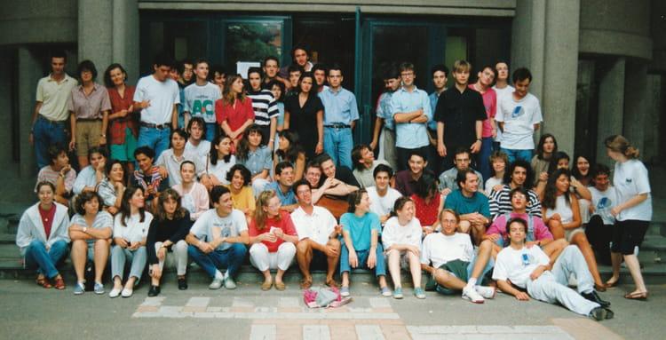 Photo de classe 2 me ann e enscm de 1992 ecole nationale - Ecole superieure de cuisine ...