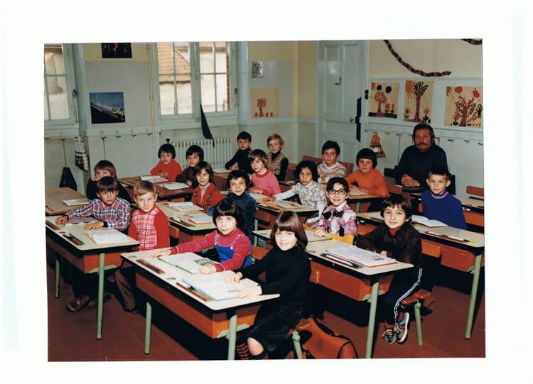 photo de classe classe de mr ligneul de 1978 ecole des. Black Bedroom Furniture Sets. Home Design Ideas