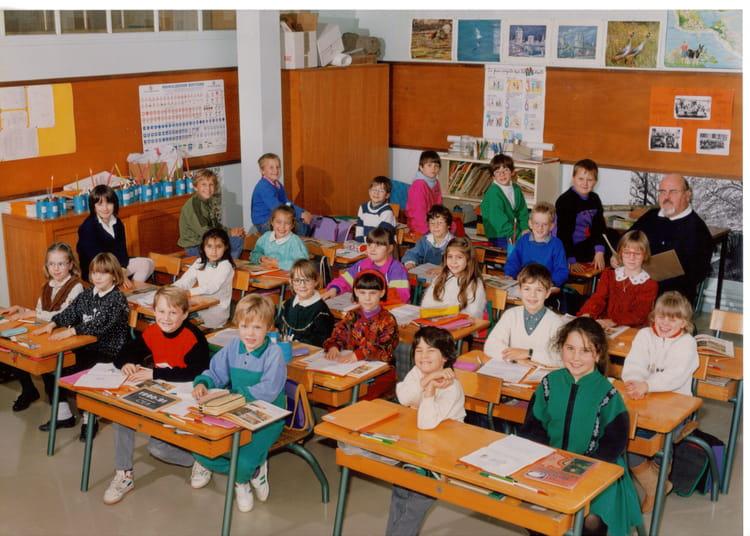 Photo de classe ce1 de 1991 ecole petit vaugirard - Cours de cuisine yonne ...