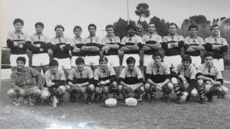 Photo de classe s niors 1987 1988 de 1987 sporting club for Sporting club salonais