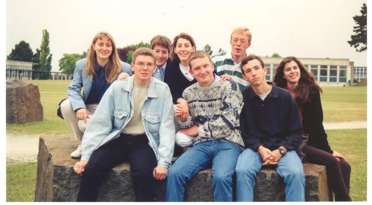 Photo de classe ufr sciences 1998 de 1998 universit de - Universite reims champagne ardenne bureau virtuel ...