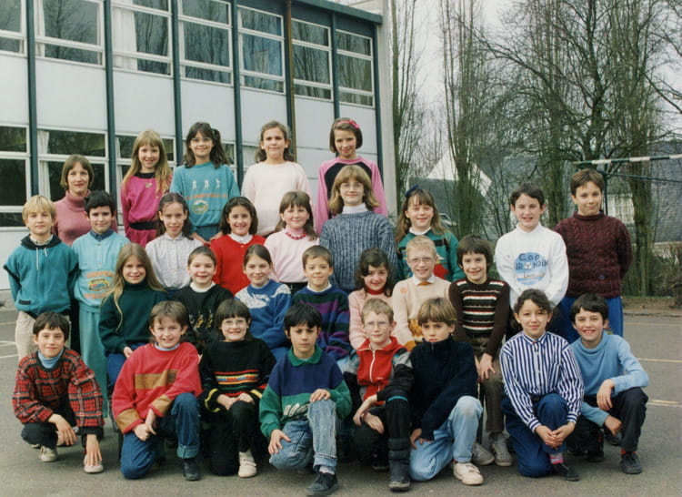 photo de classe cm1 de 1988 ecole louis pasteur vert saint denis copains d 39 avant. Black Bedroom Furniture Sets. Home Design Ideas