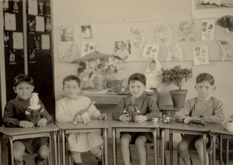 photo de classe ecole jean racine ch teauroux 1956 ou 1957 de 1956 ecole groupe scolaire. Black Bedroom Furniture Sets. Home Design Ideas