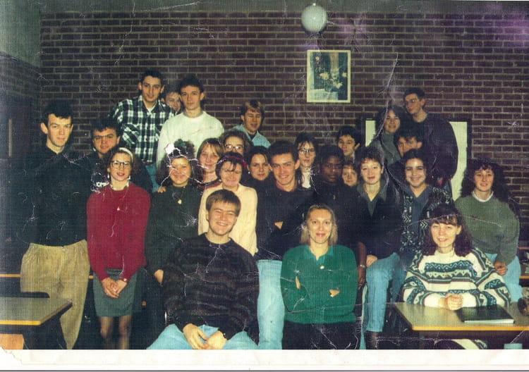 photo de classe bts informatique de gestion de 1993 lyc e edouard gand copains d 39 avant. Black Bedroom Furniture Sets. Home Design Ideas