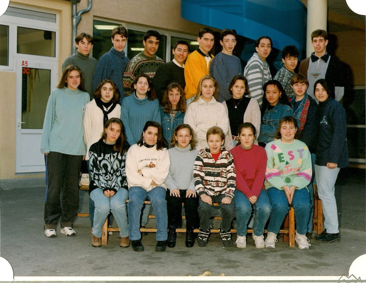 Photo de classe 3 med de 1994 ecole institution sevigne - Cours de cuisine narbonne ...