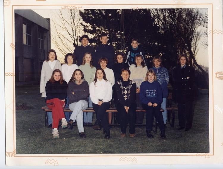 photo de classe 2acc de 1994 lyc 233 e des deux caps copains d avant
