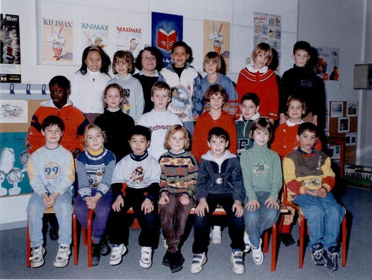 Photo de classe CE1 CE2 de 1997, ECOLE BOIS GUILLAUME Copains d'avant # Lycée Rey Bois Guillaume