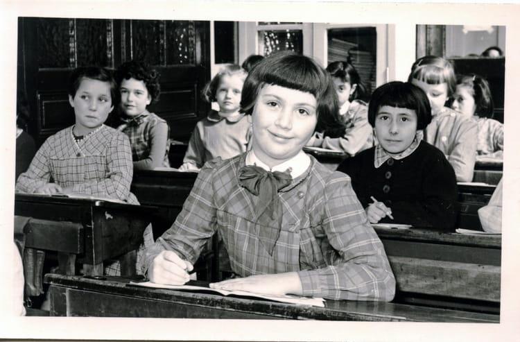 photo de classe ecole paul bert 1953 1954 maisons alfort de 1953 ecole paul bert copains d avant
