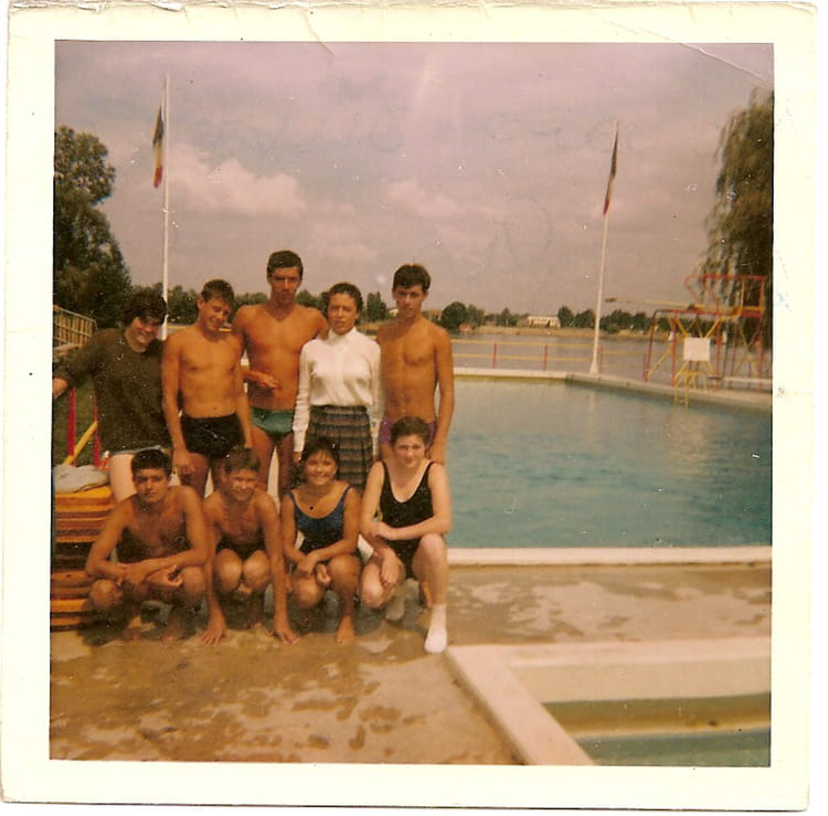 Photo de classe piscine t de viry chatillon de 1965 cnv for Prix piscine chatillon