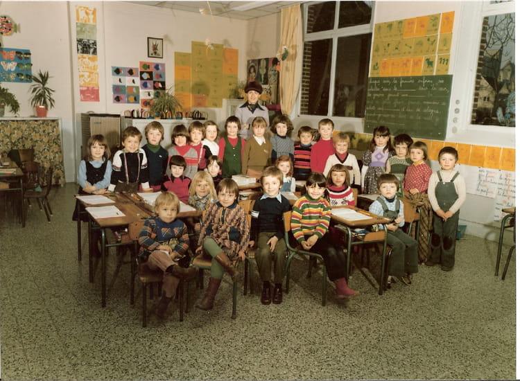 photo de classe cp de 1977 ecole primaire barberey saint sulpice copains d 39 avant. Black Bedroom Furniture Sets. Home Design Ideas