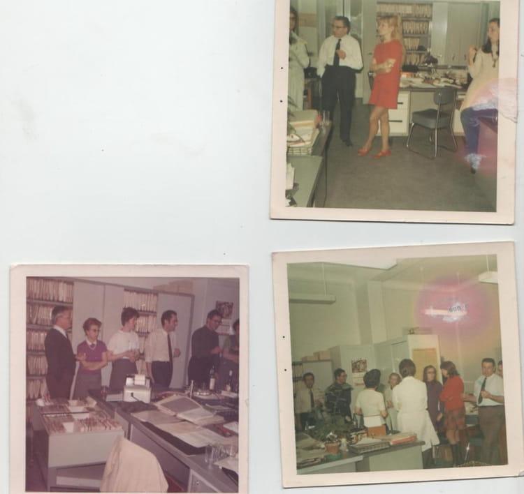photo de classe bureau de 1972 sncf copains d 39 avant. Black Bedroom Furniture Sets. Home Design Ideas