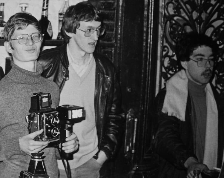 Photo de classe 2nde ann e photo de 1982 cfa chambre des m tiers du nord copains d 39 avant - Chambre des metiers du nord ...