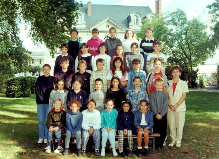 Photo de classe CM2-B de 1996, Collège Christ-roi Notre-dame-des ...