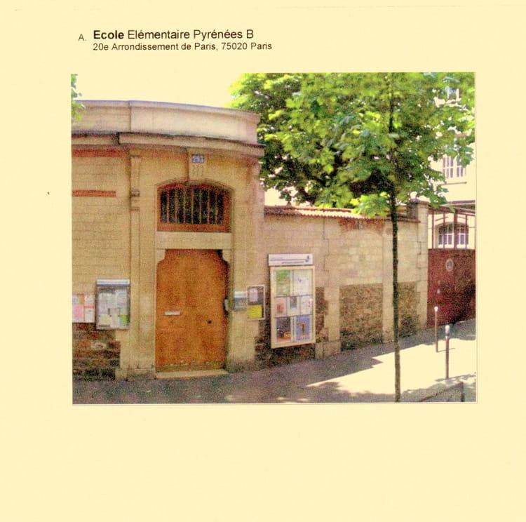 Photo de classe ecole communale des gar ons 293 rue des for Rue des garcons