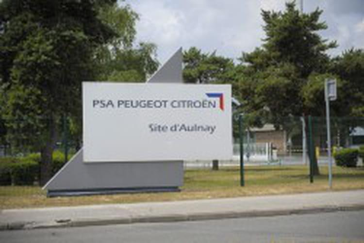 PSA PEUGEOT CITROENà Aulnay sous bois Copains d'avant # Garage Peugeot Aulnay Sous Bois