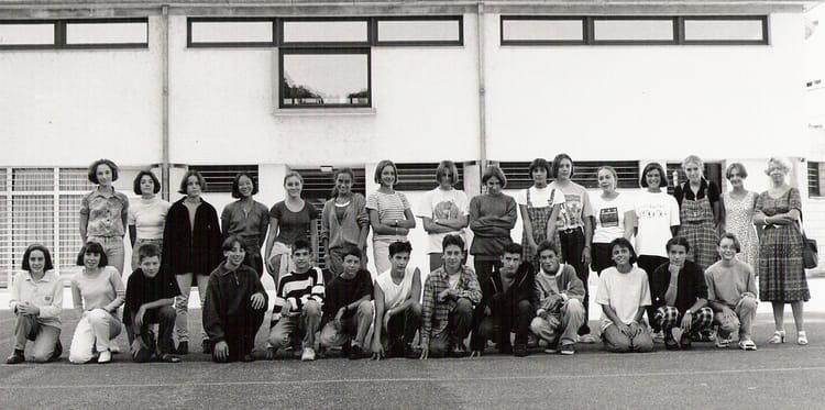 Photo de classe 3 me b de 1997 coll ge du jardin des plantes copains d 39 avant - College du jardin des plantes ...