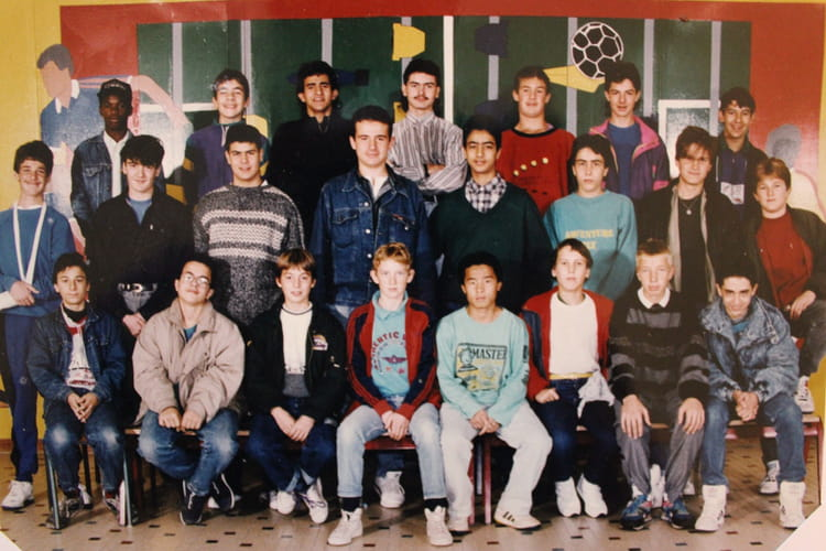 photo de classe 4 me technologique de 1990 lyc e professionnel emile b juit copains d 39 avant. Black Bedroom Furniture Sets. Home Design Ideas