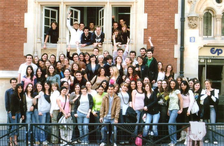 Photo de classe bts promo 2006 de 2006 ecole sup rieure - Ecole superieure de cuisine ...