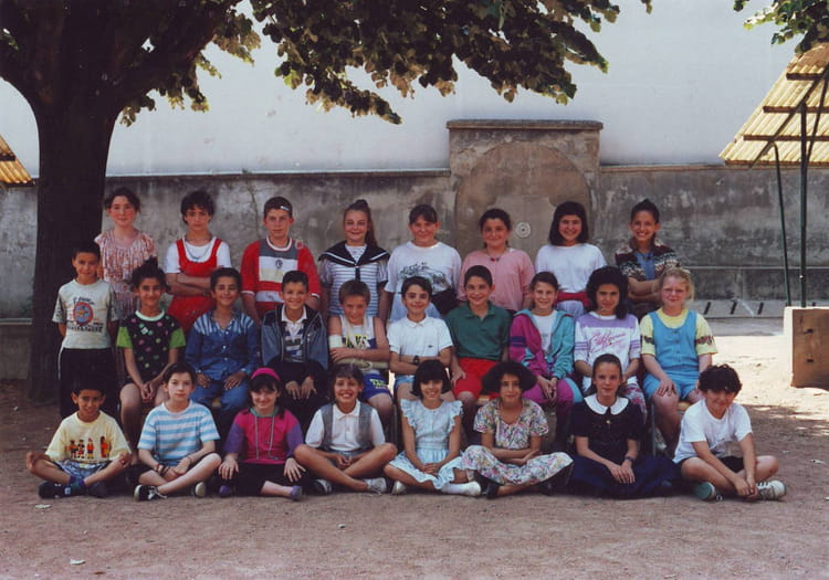 photo de classe cm 2 1991 1992 de 1991 ecole jean mace villefranche sur saone copains d 39 avant. Black Bedroom Furniture Sets. Home Design Ideas
