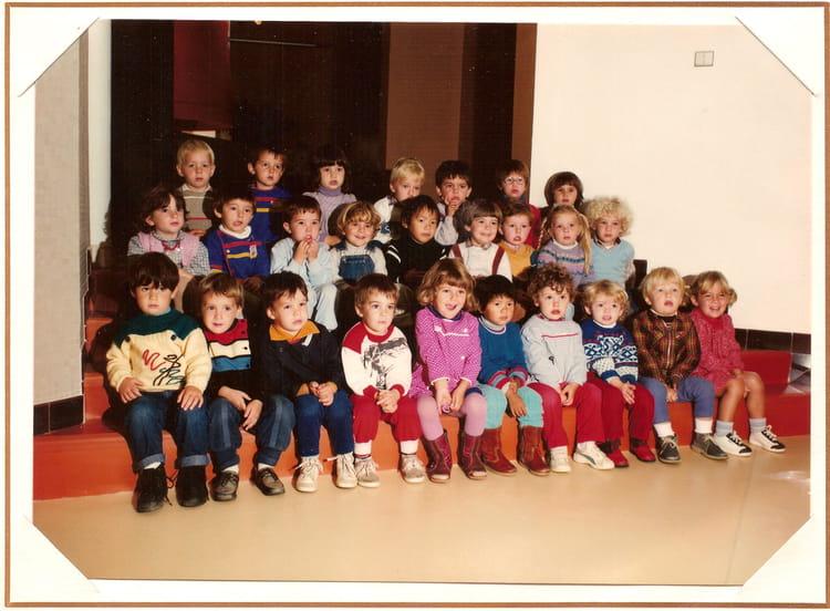 photo de classe maternelle 1984 85 de 1984 ecole la gondole montelimar copains d 39 avant. Black Bedroom Furniture Sets. Home Design Ideas