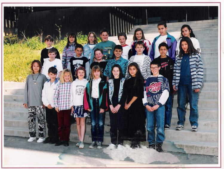 Photo de classe 6 me de 1995 coll ge le calloud copains d 39 avant - Comptoir de famille la tour du pin ...
