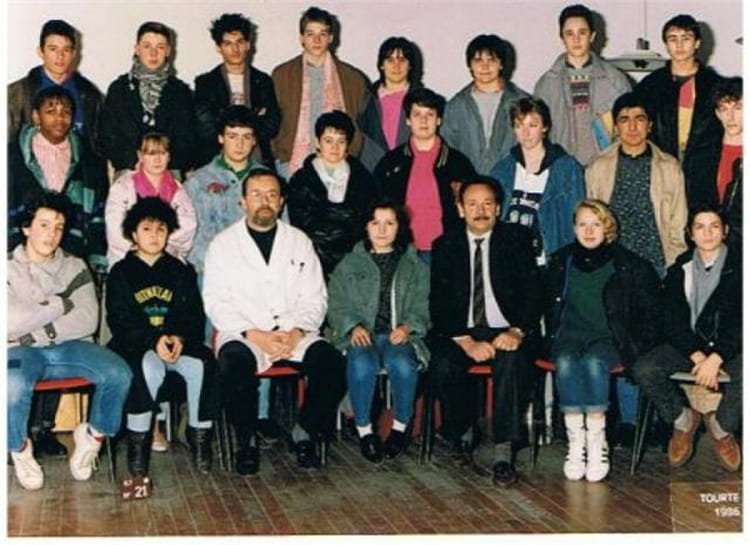 photo de classe 1 re m a 1986 de 1986 ecole boulle copains d 39 avant. Black Bedroom Furniture Sets. Home Design Ideas