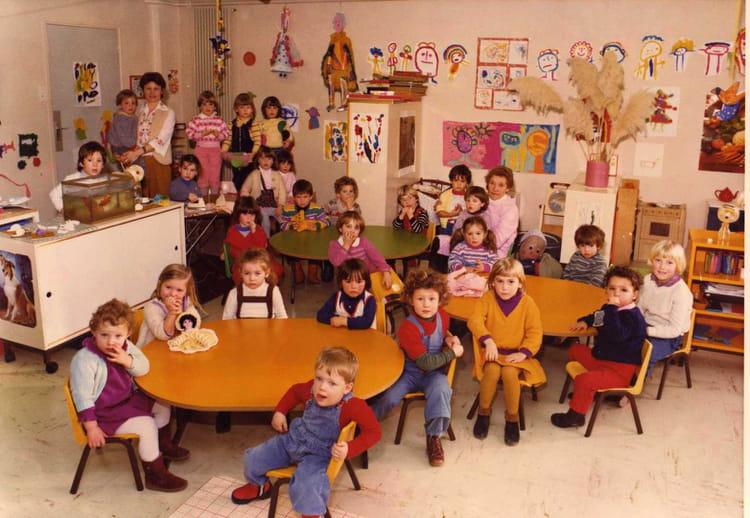 Photo De Classe Petite Section De 1983 Ecole Louis Aragon