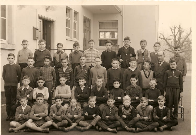 1960 - Ecole Georges SAC ILLZACH - Ecole georges sac