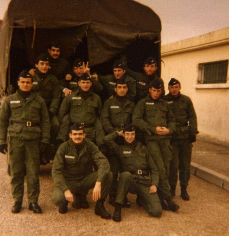 Photo de classe salon de provence base 701 de 1979 ba 701 for Base 701 salon de provence