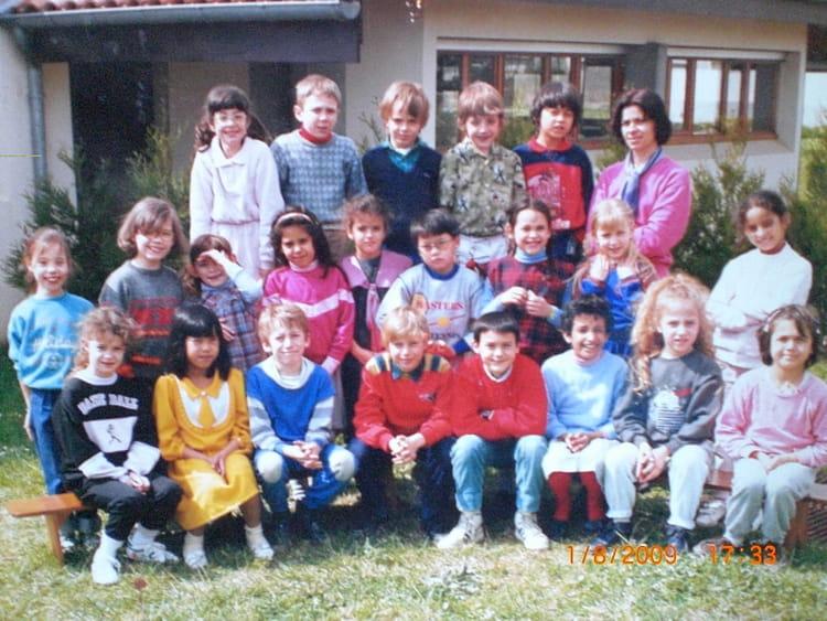 Photo de classe ce1 de 1987 ecole jacques prevert saint - Piscine saint maurice de beynost ...