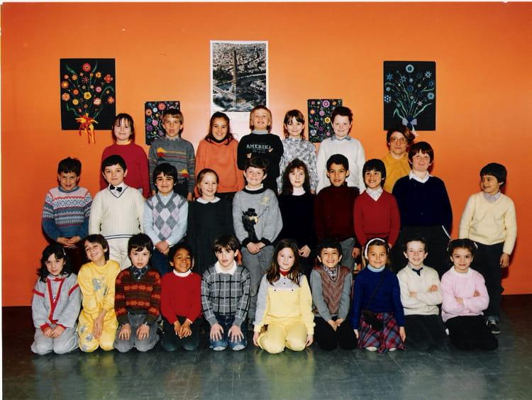 Photo de classe ce1 de 1986 ecole morvant chateauneuf - Piscine de chateauneuf sur loire ...