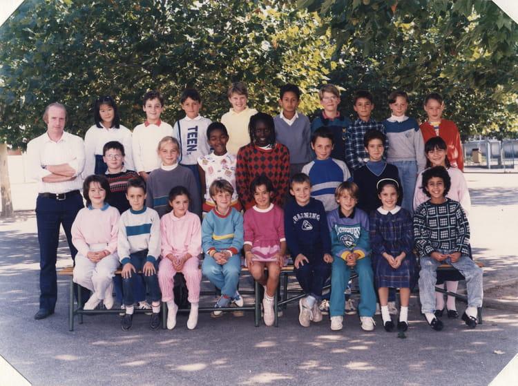 Photo de classe cm 1 de 1987 ecole jean de la fontaine - Mr bricolage coulommiers ...