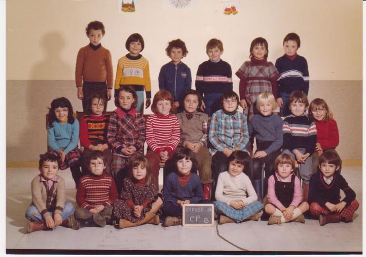 Photo de classe cp ecole des nouettes ma tresse mme rabreau de 1978 ecole les nouettes - Remerciement maitresse d ecole cp ...