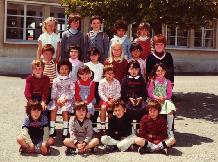 photo de classe cours pr paratoire de 1982 ecole jacques brel copains d 39 avant. Black Bedroom Furniture Sets. Home Design Ideas