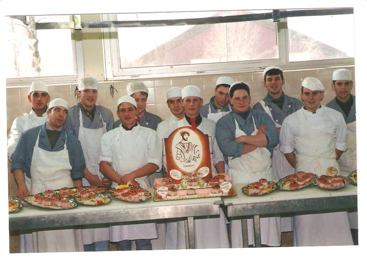 photo de classe cap boucher 2 39 annee laval de 1996 cfa de