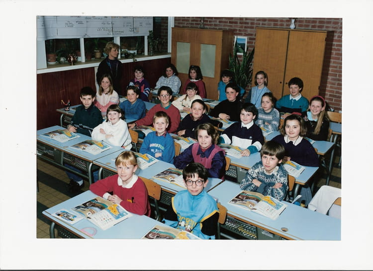 Photo de classe cm2 de 1994 ecole louis pasteur - Art cuisine longuenesse ...