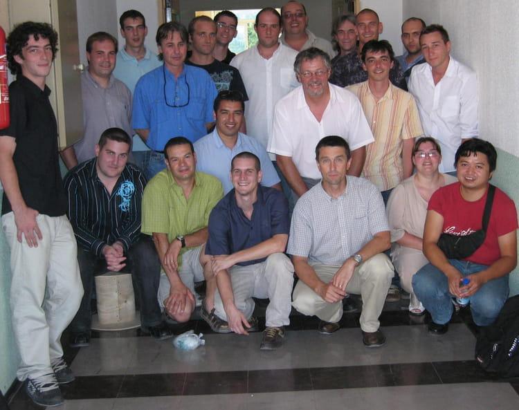 Photo de classe afpa tsrite 2008 istres de 2008 afpa for Afpa istres formation cuisine